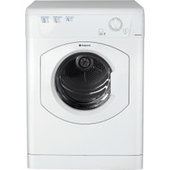 Hotpoint TVHM80CP AQUARIUS Vented Tumble Dryer - White - GRADED