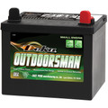 Deka Outdoorsman 12V 350CCA Battery Positive Right