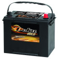 DEKA 12V 650CCA STARTING BATTERY POSITIVE RIGHT