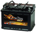 DEKA 12V 680CCA STARTING BATTERY POSITIVE RIGHT