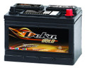 DEKA 12V 475CCA GP42 STARTING BATTERY POSITIVE RIGHT