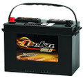 DEKA 12V 710CCA STARTING BATTERY POSITIVE LEFT