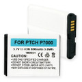 Replacement Battery for Pantech Impact P7000