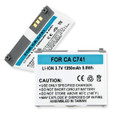 Replacement Battery for Casio Gzone Brigade C741