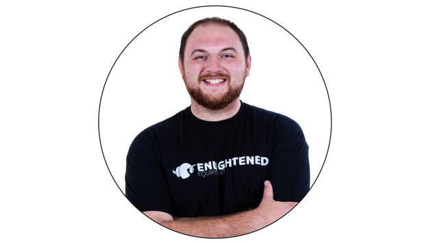 Meet the EE Team: Tyler, our Customer Service Department