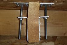 Eliminates seam pops/ uneven floors.