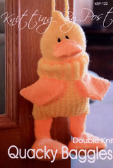 Knitting by post Quacky Baggles KBP-122