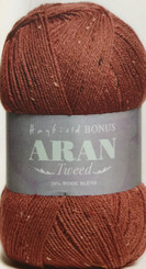Hayfield Bonus Tweed with wool