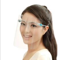Eyeglass Face Shield