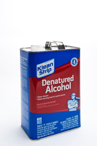 Gallon Of Denatured Alcohol