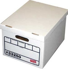 File Box With Lid