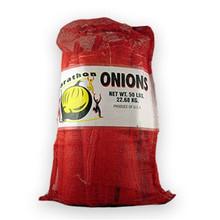 Onion Bag - 50lb