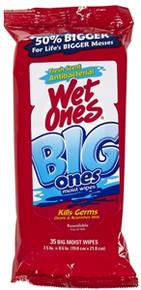 Wet Ones - Big Ones - Travel Size