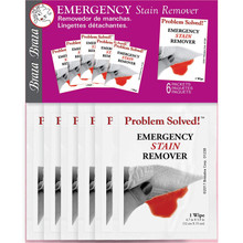 Emergency Stain Remover Wipes (6 Pack)