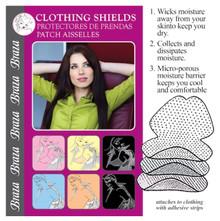 BRAZA Clothing Shields (10 Pairs)