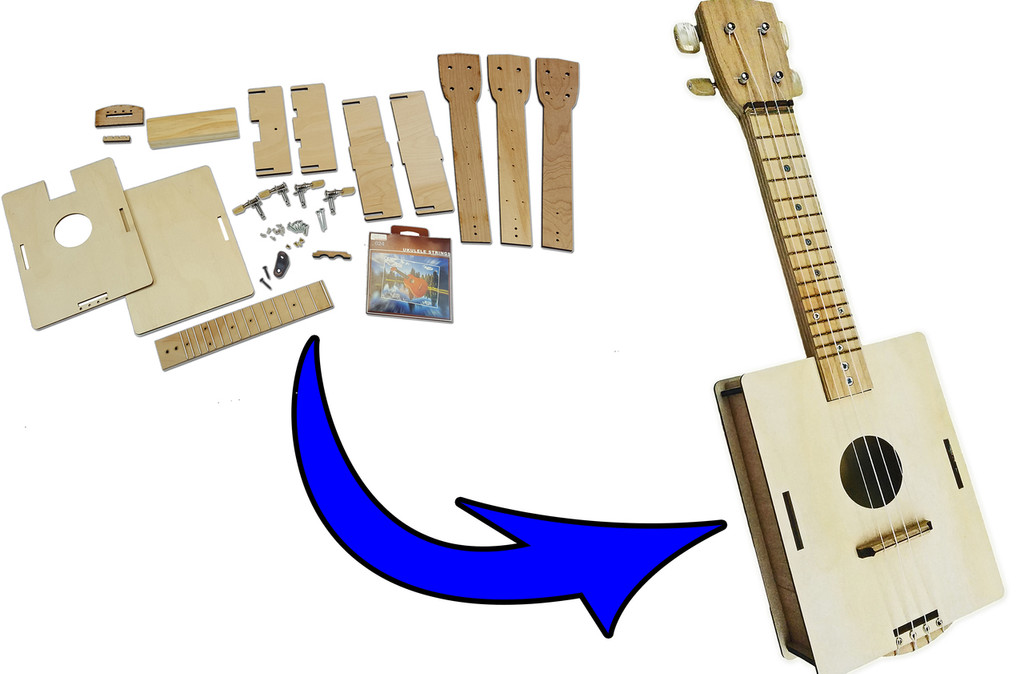 To Build A Home Guitar Easy
