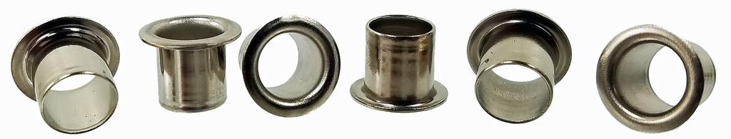 6-pack 1/4-inch Tuner Bushings/Ferrules