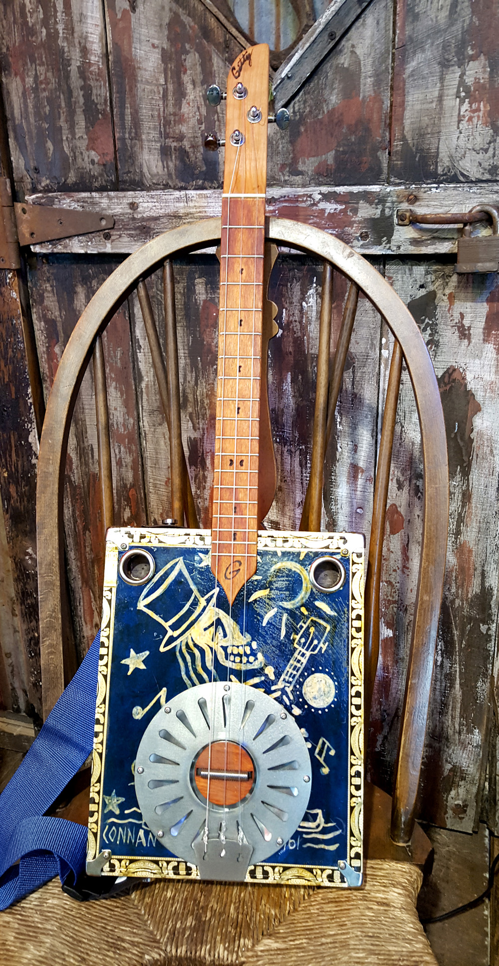 The Auctioned Guitar