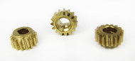 6pc. Replacement Brass Gears for Economy Tuners