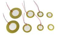 8pc. Disk Piezo Sampler Pack - 2 each of 4 popular varieties!
