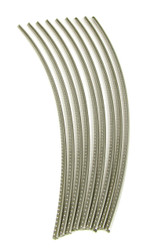 "Jescar ""Super Jumbo"" Nickel-Silver Fret Wire (6 ft)"