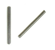 "2pc. CBG Nuts - Stainless Steel Threaded Rod - 8-32 (.164"") x 1 1/2"""