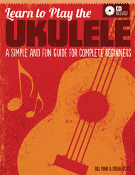 """Learn to Play the Ukulele"" Book with CD"