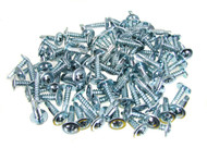 "100pc. #10 x 3/4"" Self-drilling Washer-head Screws"