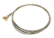 "24-gauge (.024"") Nickel Wound Electric Guitar Strings (12-pack)"