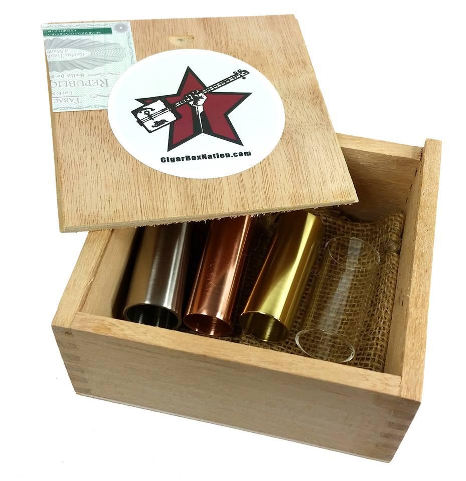 cigar box guitar plans instructions