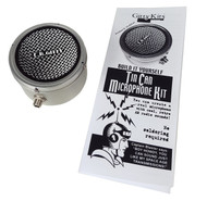 Tin Can Microphone Kit - build your own old time mic!