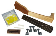 Soprano Ukulele Parts Pack - Everything except the body!