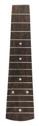 Rosewood Fretboard for Soprano Ukulele