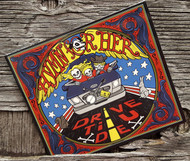 """Drive Til U Die"" Album on CD by Hymn for Her - features a Lowebow and other homemade instruments!"