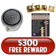 $300 Free Offer Reward - Choose from Several Options!