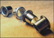 100-pack 1/4-inch Nickel Tuner Bushings/Ferrules