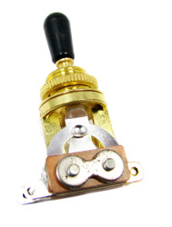 Gold Gibson(TM)-style 3-Way Switch