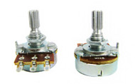 2-pack 10K Bourns Linear-Taper Tone Potentiometers