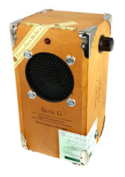Cigar Box Guitar Amplifier KIT with All-wood Oliva G box & Pre-wired Leads - Full How-to Video!