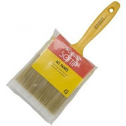"WOOSTER Q3108 4"" SOFTIP NYLON POLY FLAT PAINT BRUSH"