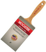 "WOOSTER 4173 4"" ULTRA PRO JAGUAR FIRM WALL BRUSH"