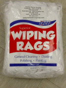 EBCO Superior Wiping Rags (4lb. Block)
