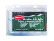 "Dynamic 4"" Microfibre 1/2"" Nap Mini Roller Refills (10 Pack)"