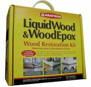 Abatron Wood Restoration 4 Quart Kit (WRKQ)