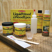 Abatron Wood Restoration 24oz Kit (WRK60R)
