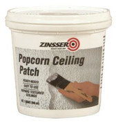 Zinsser Ready-Mixed Popcorn Ceiling Patch (Quart)