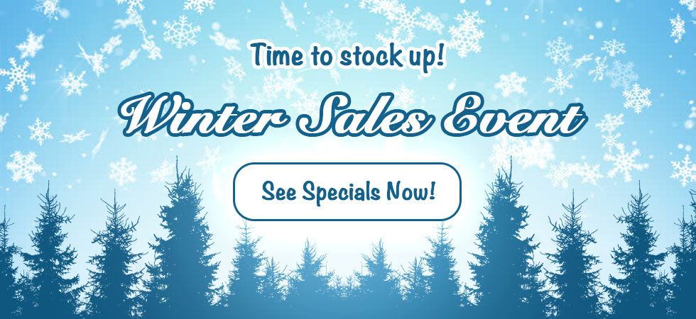 AMS Winter Sale