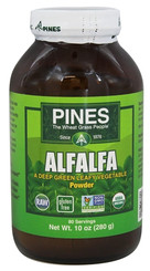500 Certified Organic alfalfa Tablets, 500 mg