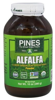 500 Certified Organic alfalfa Tablets, 500 mg