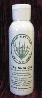 Aloe Force Herbal Topical Skin Gel